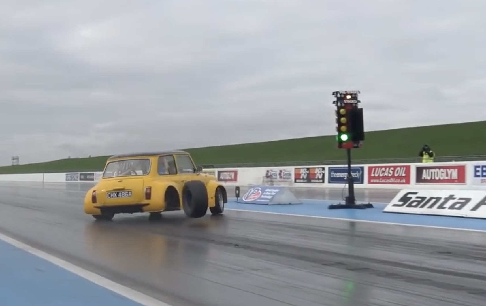 Five Years Of Yikes: Drag Racing Close Calls And Carnage From The UK
