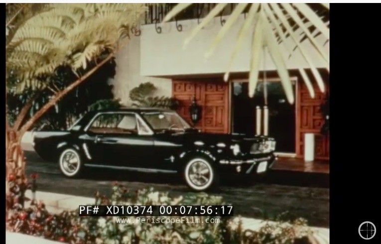 Story Behind The Story: This 1964 Film Takes Us Behind The Curtain For The Introduction Of The New Mustang