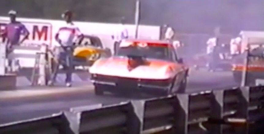 The American Powertrain Parting Shift: 1980s Gear Jamming Drag Racing Perfection!