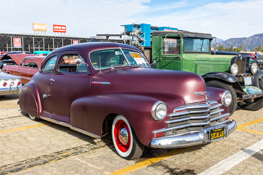 Pomona Swap Meet January 2020 Images – Our Last Look At Cool Cars and Trucks For Sale!