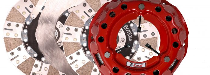 McLeod Racing Expands Twin Disc Clutch Line With SFT 2000 – 2,000hp Capable, Street Friendly Performance!
