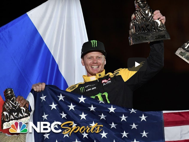 Americans Win Dakar! Dakar Rally Highlights Continue! Stages 6-12 Are Right Here. Sun And Sand For Days!