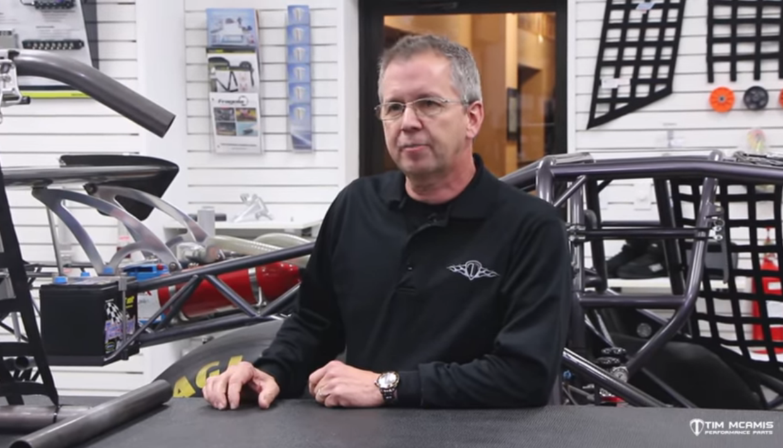 Tim McAmis Talks About Window Net Mounts, New NHRA Pro Mod Rules, And Has Special Guest Richard Dick Jr.