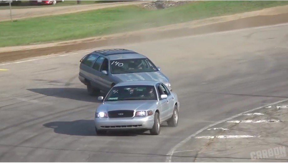 "This 2019 Circle Track Spectator Drags Video May Be The Coolest ""Stock Car"" Racing Footage On The Internet"