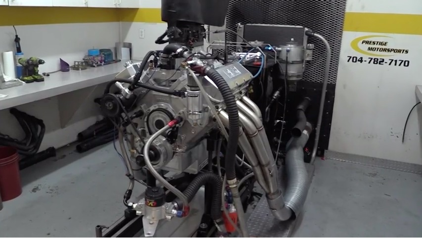 Torque For Days: Check Out The Build Of This 665ci Big Block Chevy Destined For An Airboat