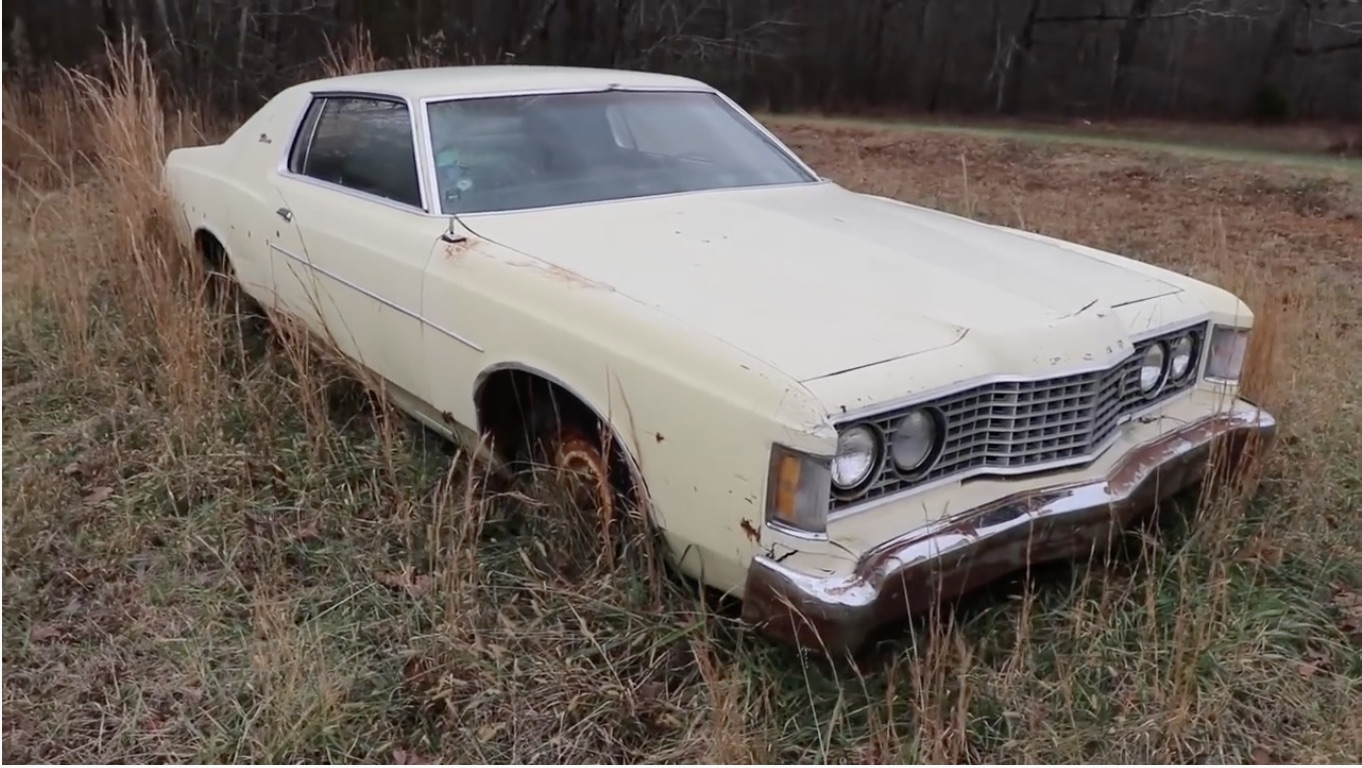 Built Ford Tough: This 1974 Ford Galaxie Has Seen Tornados and A Lot Of Downtime!