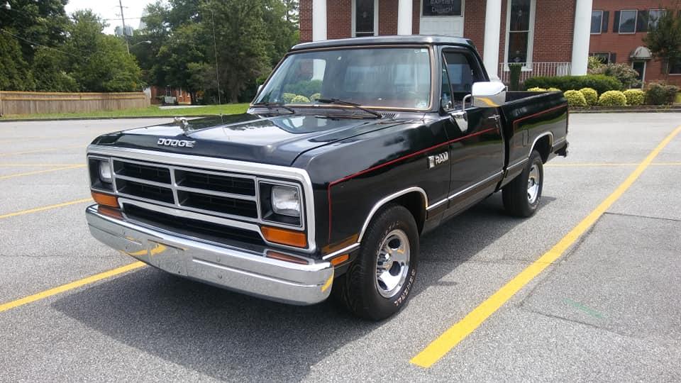 Rough Start: 1989 Dodge D150 – Cheaper Than A Cummins By A Wide Mile