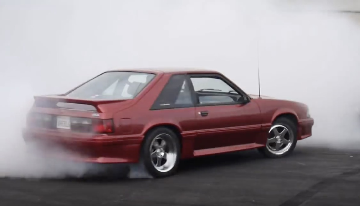 Classic YouTube: Fox-Body Donuts For Days