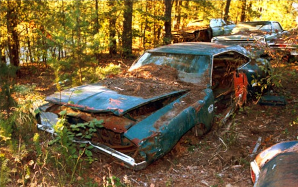 Not Every One Died: The Story Of The Rescue And Revival Of LEE 1, The Very First General Lee Charger!