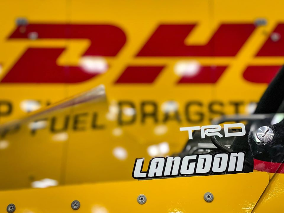 He's Back: Shawn Langdon Will Wheel Connie Kalitta Tuned DHL Top Fuel Dragster In 2020 NHRA Action