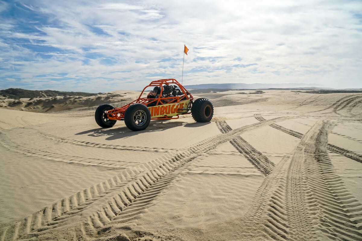 Don't Want To See The Oceano Dunes Closed To OHV Use? You Might Want To Act Now!