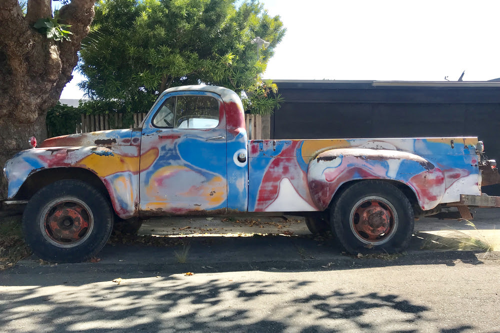Barrett-Jackson's Historic Sunday Docket to Feature 1960s Rock Band Grateful Dead's Original Equipment Truck and More