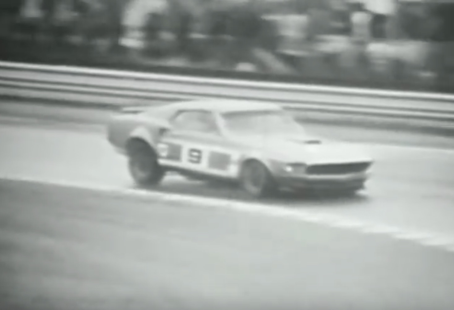 Classic YouTube: Improved Production Touring Cars At Warwick Farm, 1973