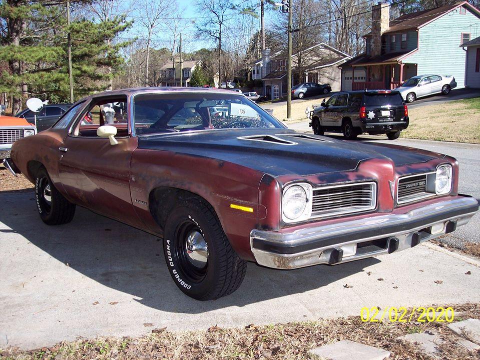 Moonshine Dreams: 1974 Pontiac LeMans GT – A Street-Brawler In The Making
