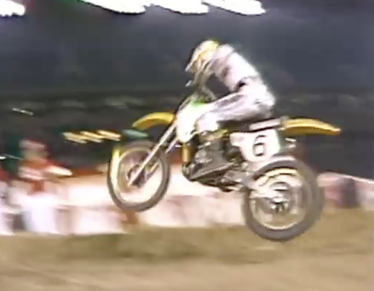 Classic YouTube: Supercross at Pontiac, Michigan – Excitebike In Real Life