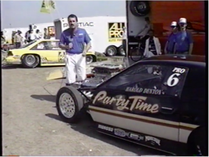 Watch The 1990 IHRA Winternationals Here – Big Names, Big Engines, And The 20th Anniversary Of The Organization