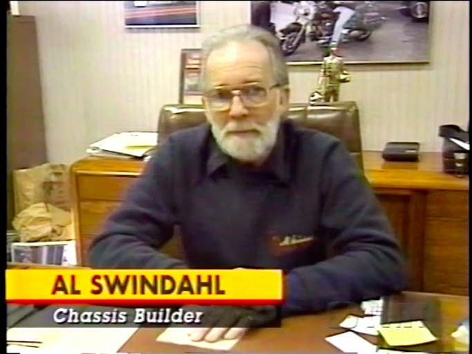 Old School Chassis Tech: This Video From 30 Years Ago Shows The Al Swindahl Bolt Together Top Fuel Chassis
