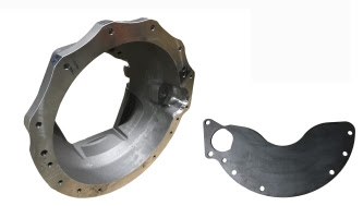 American Powertrain Introduces Mopar®Small Block Aluminum Bellhousing for  TREMEC® GM/Viper Magnum T-56 6-Speed
