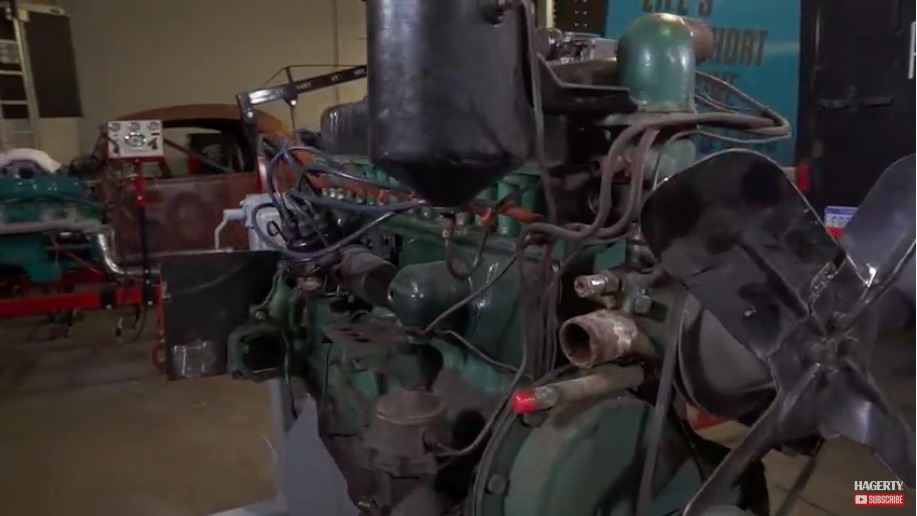 Engine Teardown Video: Watch The Hagerty Crew Pull Down Their Buick Straight Eight Project Engine
