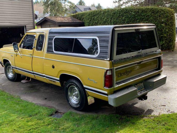 BangShift.com Rough Start: 1977 Dodge D100 - That Classic ...