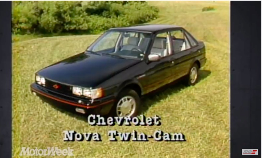 Wrong Name, Right Car? The 1988 Chevy Nova Embarrassed Muscle Car Fans, But Was It An OK Car? We Say Yes.
