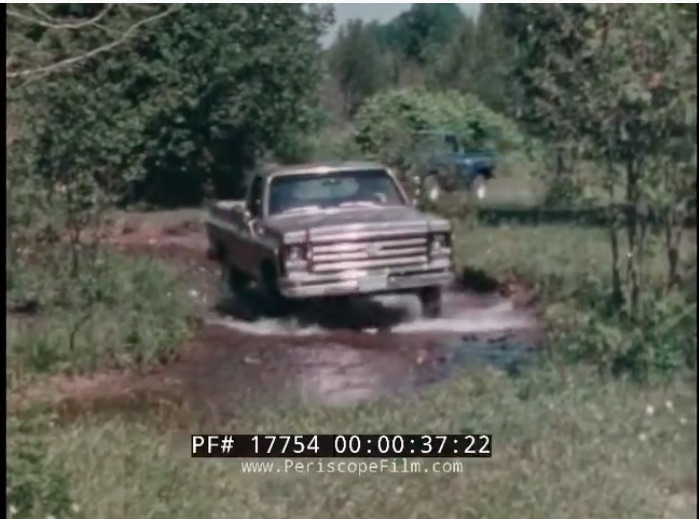 Swingin' 1970s Video: This 1977 Chevy Truck Film and 1978 Chevy Malibu Film Are Fun To Watch