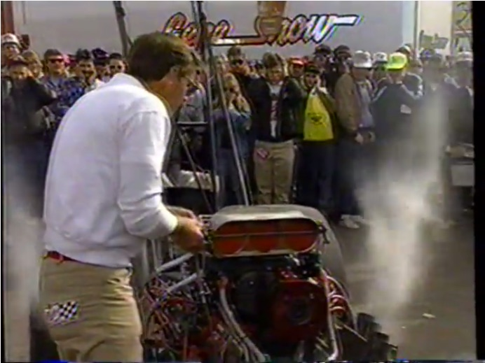 Watch The 1990 NHRA Winternationals In Their Glory Here – KC Spurlock's Big Debut, Bernstein Goes To Top Fuel, More