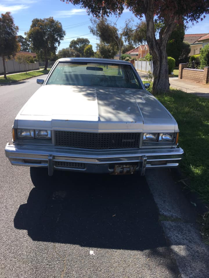 Rough Start: 1977 Chevrolet Caprice – Something Seems A Touch Off