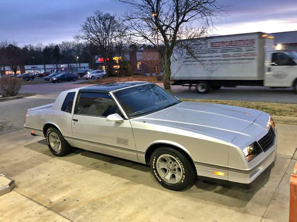 Salt In The Wound: This 1988 Chevy Monte Carlo SS Hurts McT's Soul!