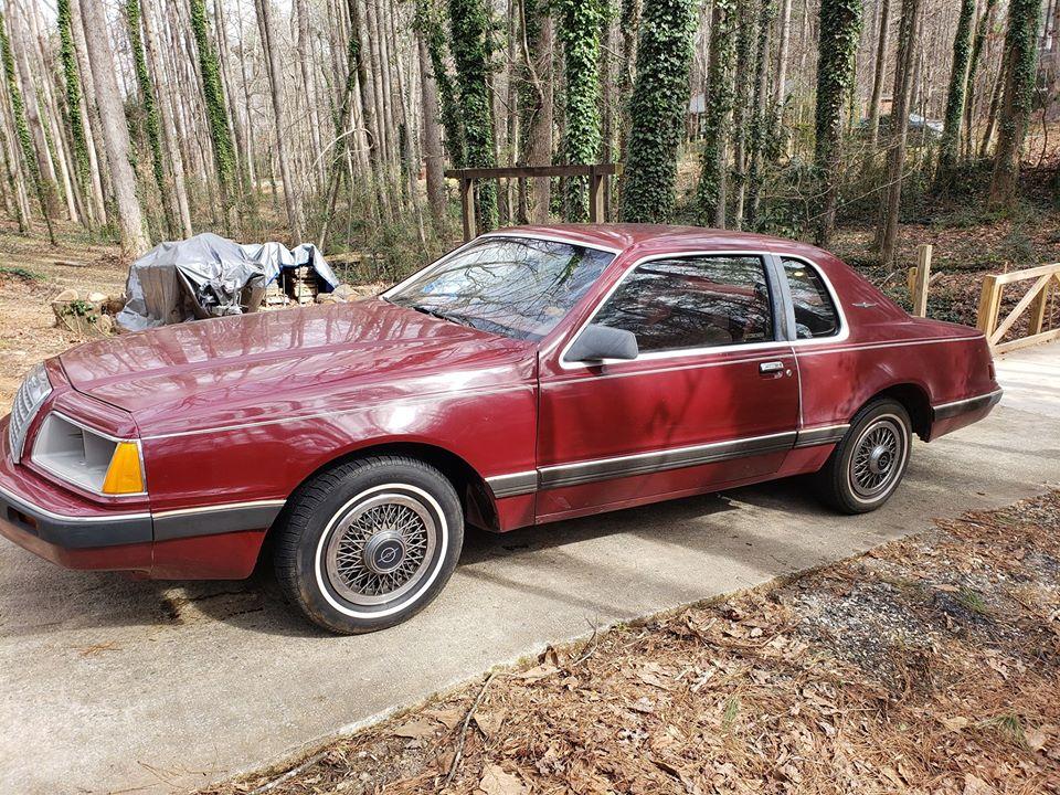 bangshift com rough start 1984 ford thunderbird just spice it up a bit bangshift com bangshift com rough start 1984 ford