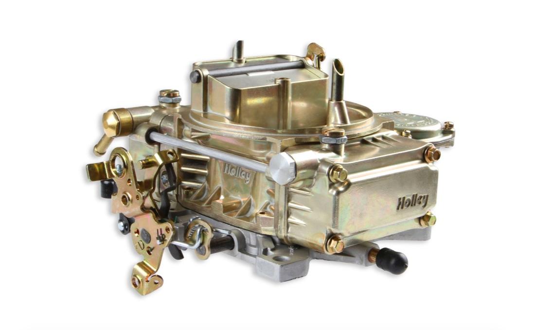Improving A Legend: Holley Modernizes Classic Carb Lineup!