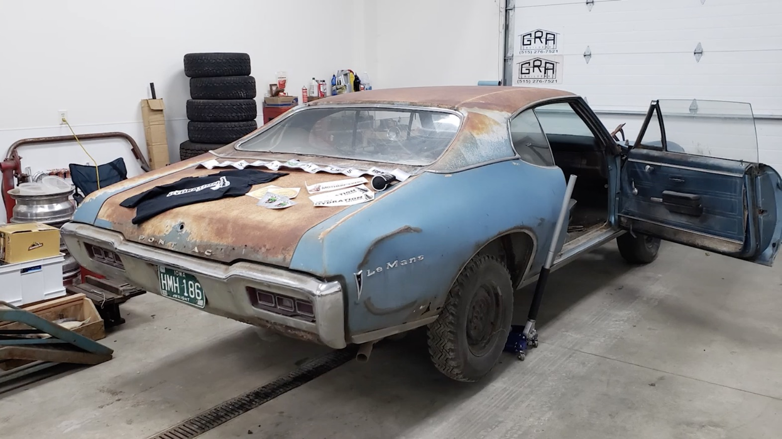 The LeManster, Part 1: Making An Off-Roader Out Of A Left-For-Dead Pontiac