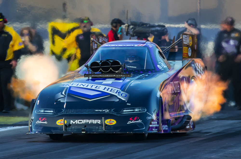 Southern California Nitro Photos: Top Fuelers and Nitro Funny Cars In Action At The 2020 NHRA Winternationals