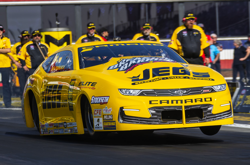 2020 NHRA Winternationals Pro Stock Action Photos: The 50th Season Of Pro Stock Got Off To A Flying Start