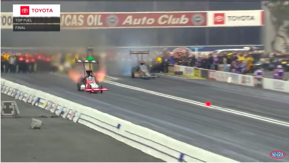 Watch Doug Kalitta Make Top Fuel History By Winning The 2020 NHRA Winternationals – He Is A Machine!