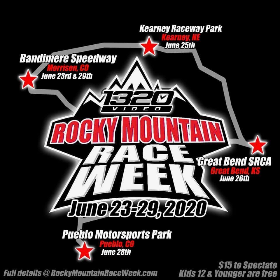 Rocky Mountain Race Week 2020 Registration Opens Saturday Morning!!!