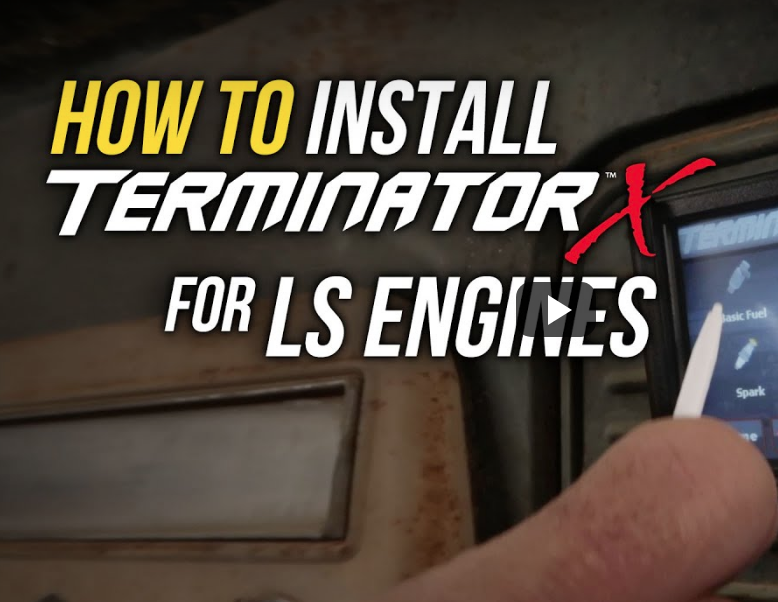 How To: Here's How You Install Holley's Terminator X On An LS Engine