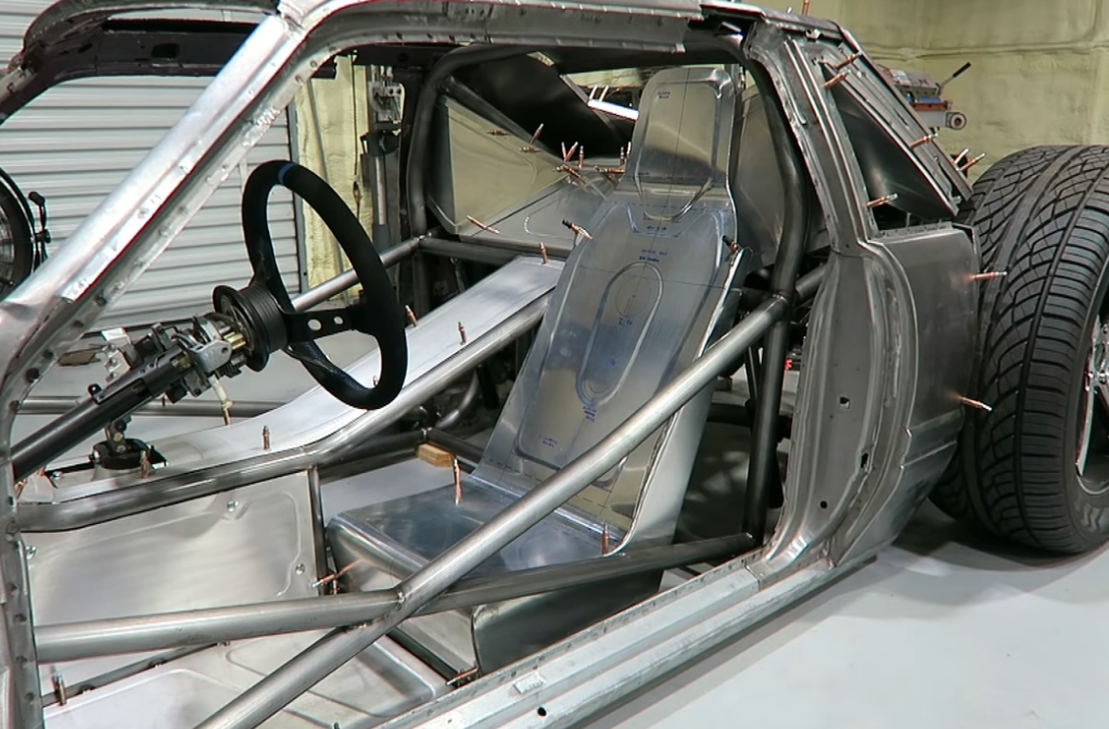 Here's How To Make Bitchin Aluminum Seats That Pay Homage To The Original Bomber Seats Of Old.