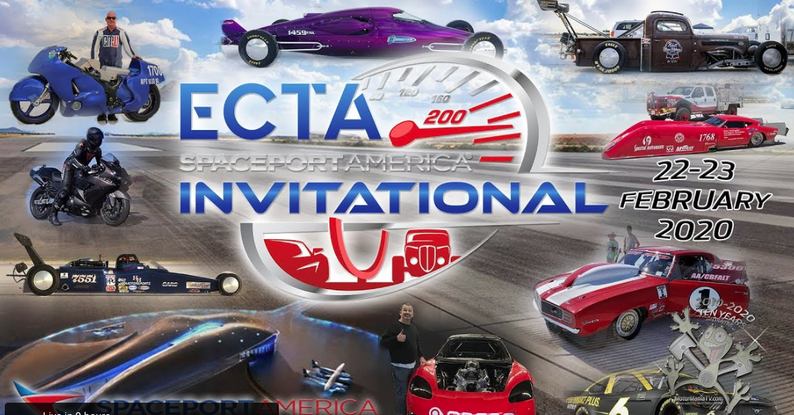 FREE LIVE STREAMING VIDEO: ECTA Spaceport America 1.5 Mile Invitational Shootout Continues This Morning!