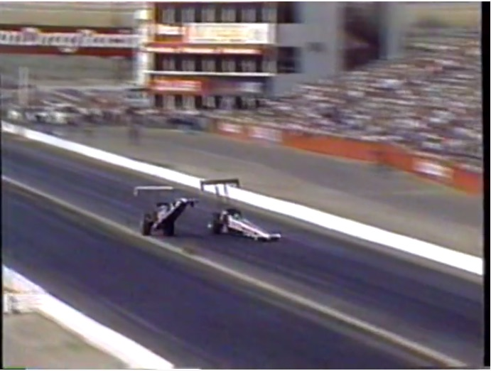 High Desert History: Watch The 1990 NHRA Arizona Nationals Diamond P TV Show – It's Back This Weekend