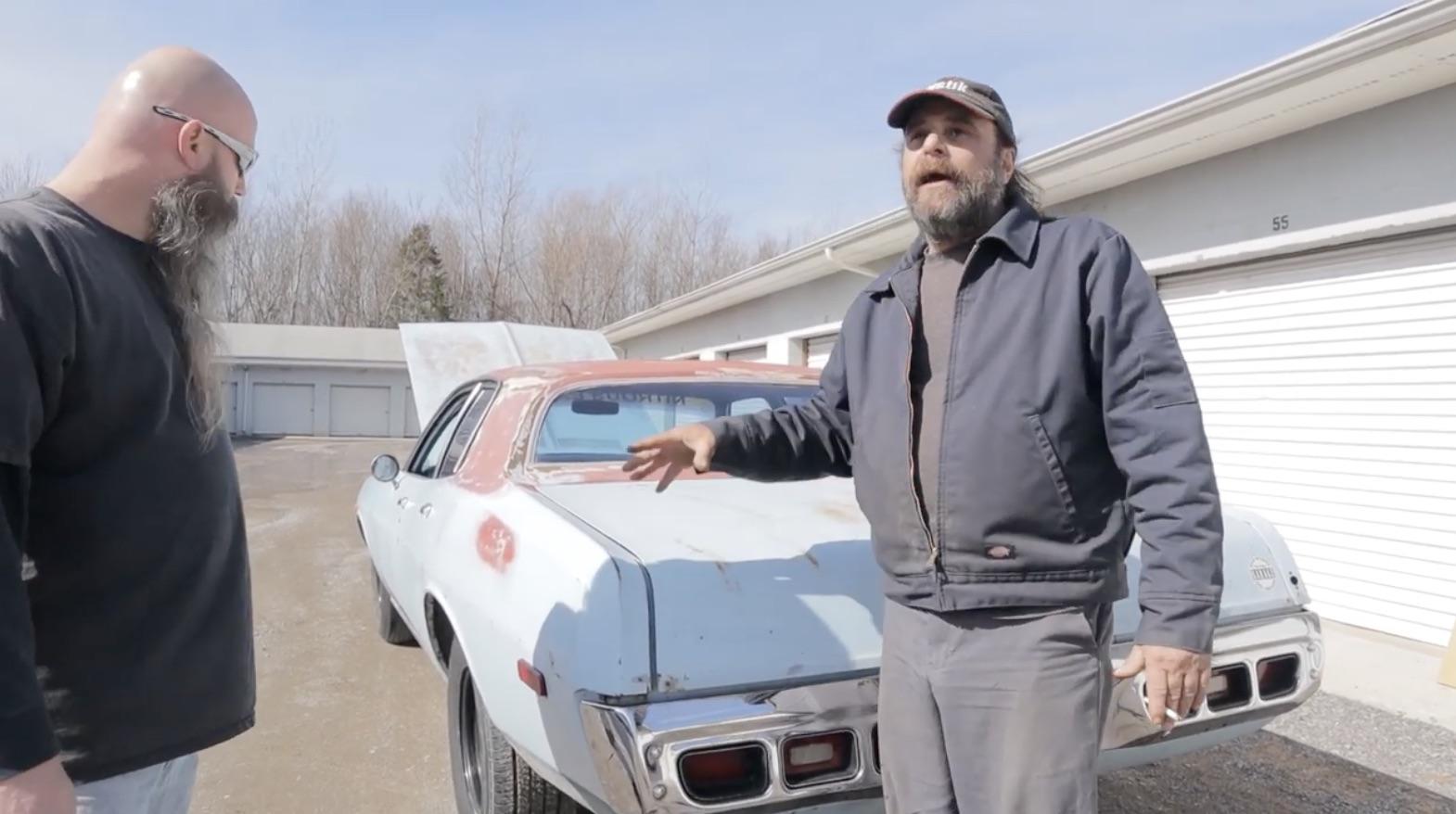 Project Bottle Rocket: Uncle Tony's Four-Gear Coronet Is Out Of Hibernation!