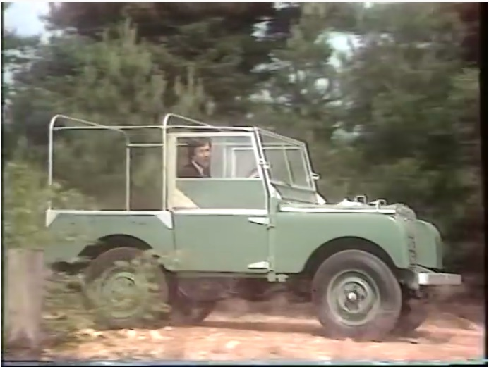 Jolly Good History: This 1970s Video Looks Back At Land Rover In Its Prime And Shows Off The Tough British Rigs