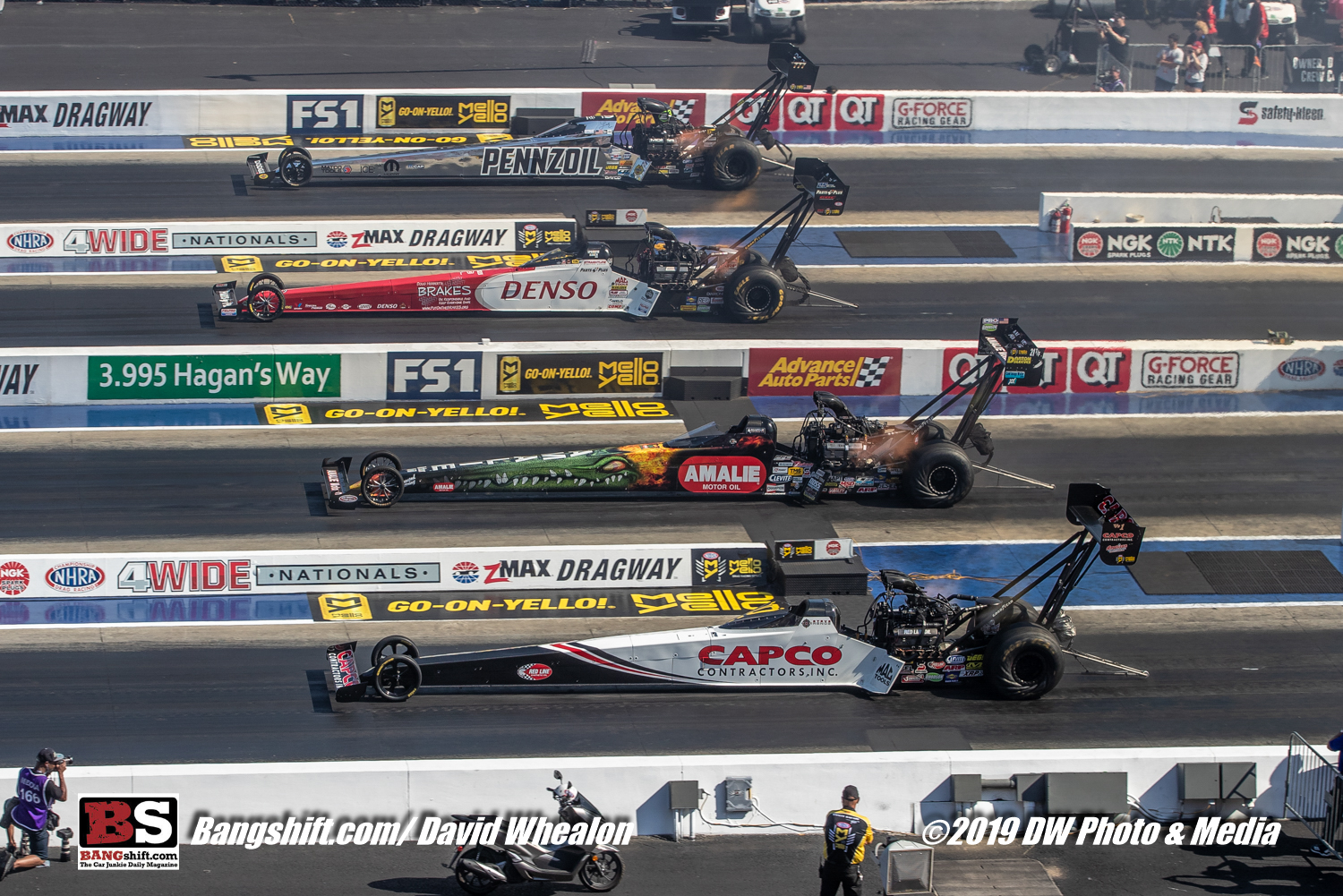 NHRA Top Fuel Champion Torrence To Return At Phoenix: Team Releases Statement Explaining Pomona Absence, Return To Series