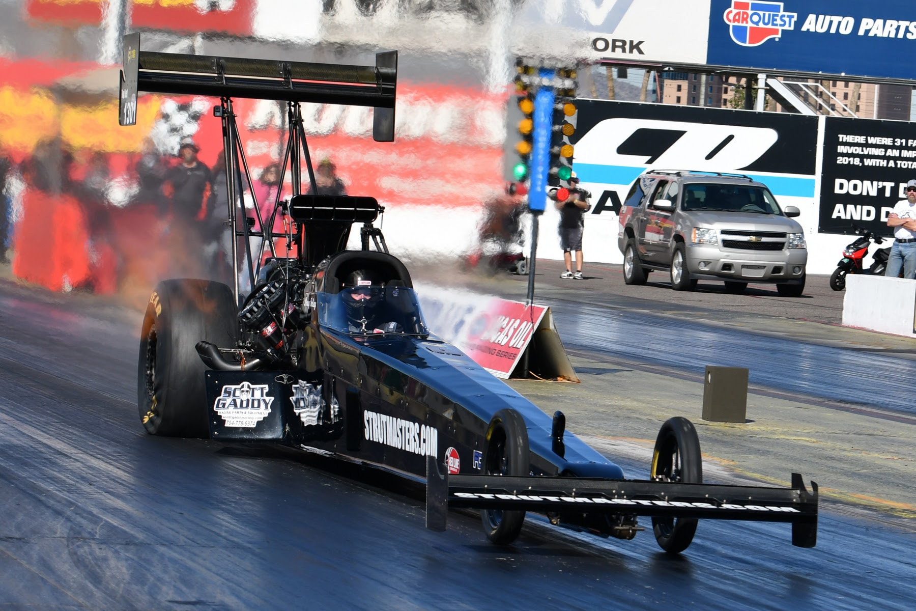 Top Fuel Comeback: Doug Foley Set To Compete At This Weekend's Arizona Nationals – Back After 10 Years