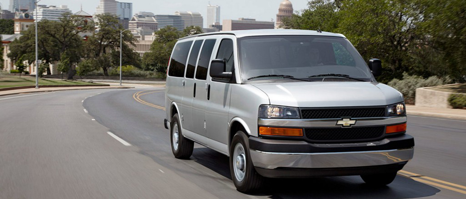 Beware The Van, Man: Chevy Will Offer 401hp 6.6L V8 In 2021 Express – Yes, Factory Stock 400hp Vans Are A Thing Now