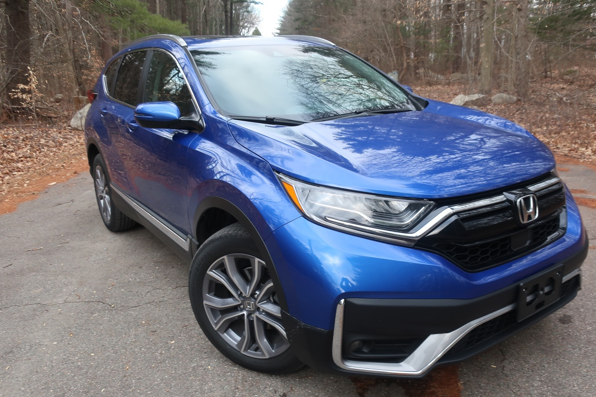 Steady As She Goes: The 2020 Honda CR-V All-Wheel-Drive Touring Lacks Surprises, Just What Its Buyers Want