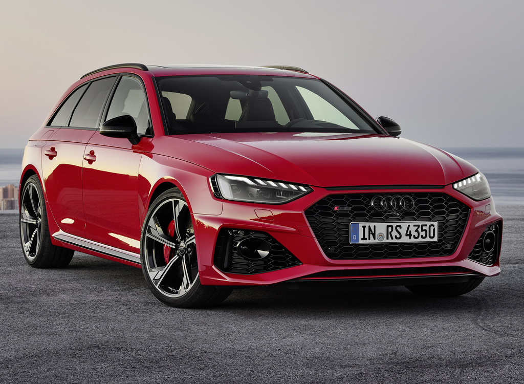Muscle Wagon: Americans Seem Destined To Perpetual Annoyance Over The Lack Of An Audi RS4 Avant In Showrooms