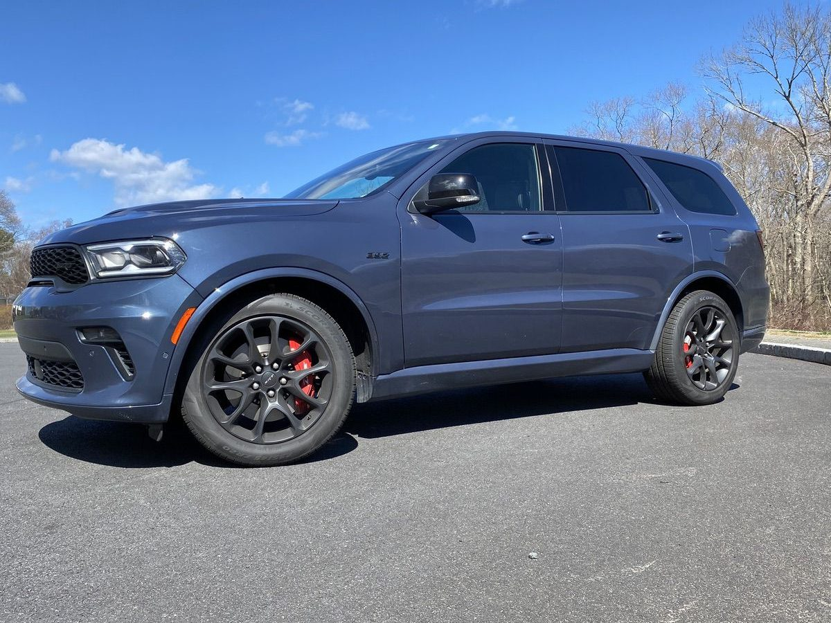 No Blower, No Problem: The 475hp 2021 SRT Durango Is An All-Wheel-Drive Family Truckster And Entertainment Center