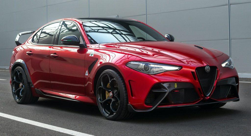 Italian Quarantine? Not On Horsepower! Check Out The Hairy Chested Alfa-Romeo Giulia GTA and GTA-M – Hardcore!