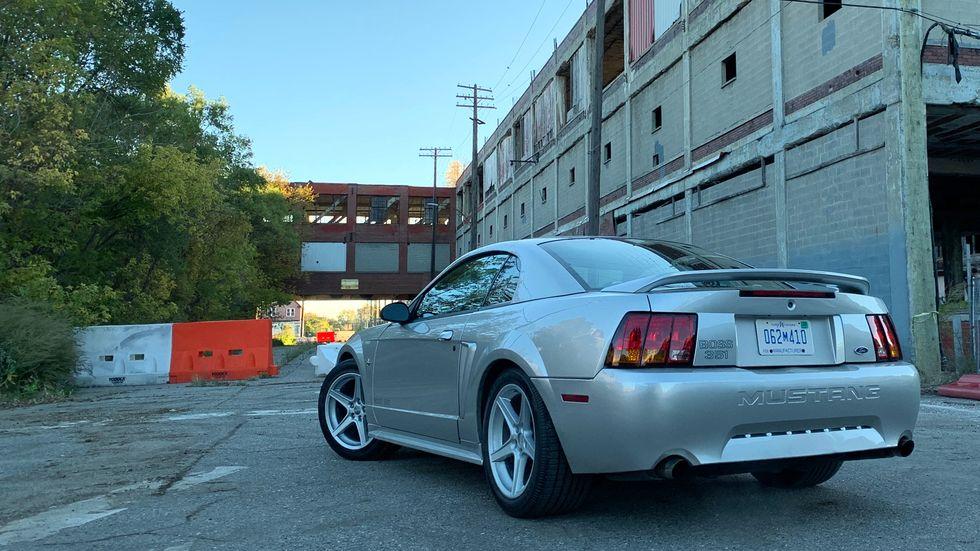 """Best of 2020: 1999 Ford Mustang """"Boss 351"""" Development Mule"""